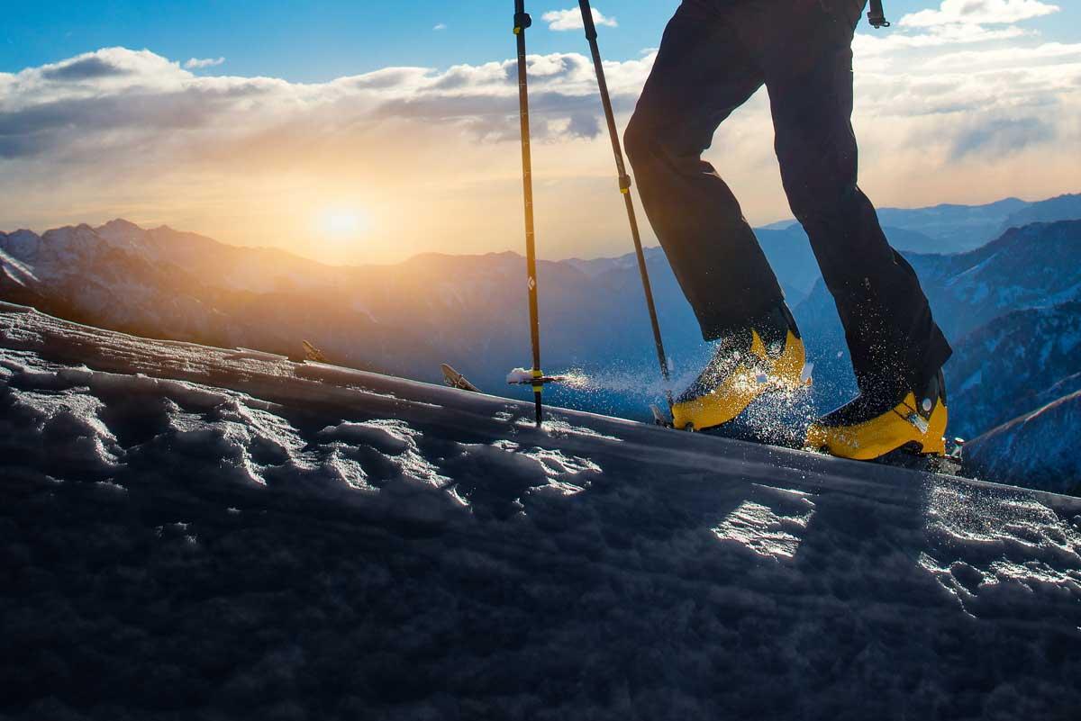 Giacomino Sport noleggio sci da alpinismo