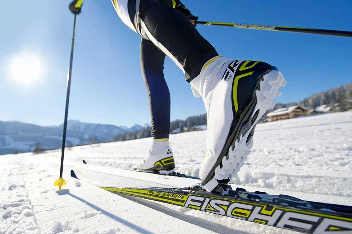 Giacomino Sport noleggio sci da fondo