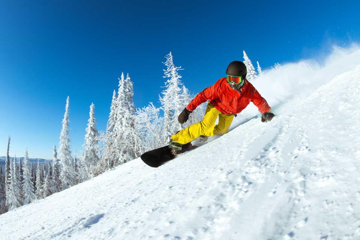 Giacomino Sport noleggio snowboard